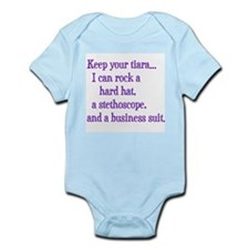 Keep the Tiara Infant Bodysuit