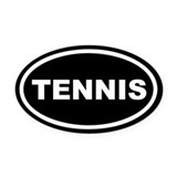 Tennis Car Magnets