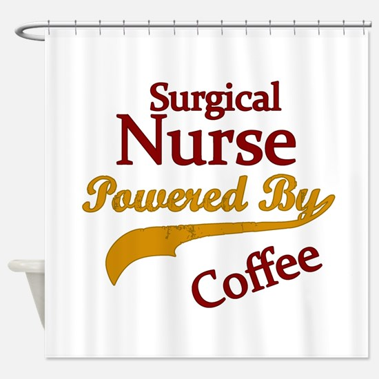 Funny Surgery Shower Curtain