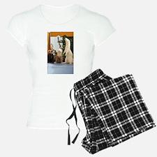 Adorable Trio pajamas