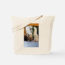 Adorable Trio Tote Bag