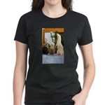 Adorable Trio Women's Dark T-Shirt