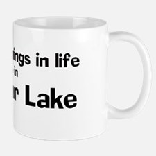 Big Bear Lake: Best Things Mug