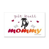 Pit bull Car Magnets