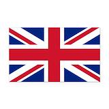 "British 3"" x 5"""