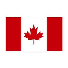 Canadian Flag (Rectangular)