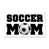 "Soccer mom 3"" x 5"""