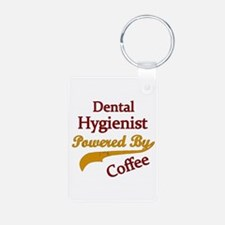 Cute Dental hygienist Keychains