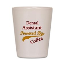 Cute Dental assistant Shot Glass