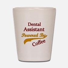 Cool Dental assistant Shot Glass