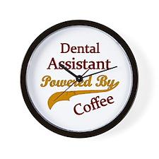 Cute Dental assistant Wall Clock