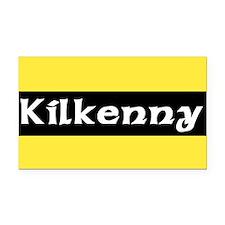 Kilkenny Rectangle Car Magnet