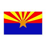 """Arizona flag 3"""" x 5"""""""