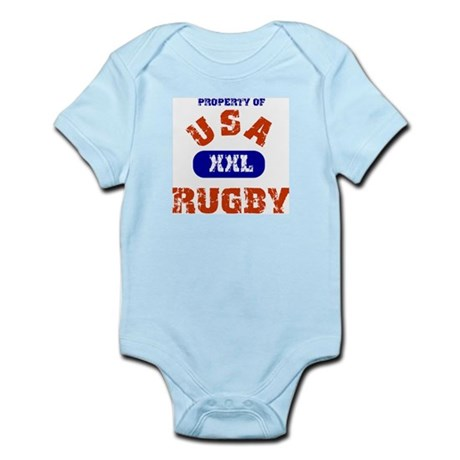 """""""USA Rugby"""" Infant Creeper"""