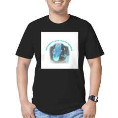 nnpic.png Men's Fitted T-Shirt (dark)