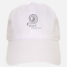 Birth Spiral Baseball Baseball Cap