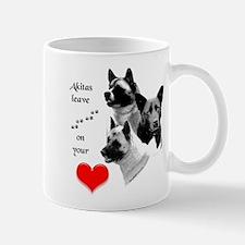 Akita 3 Mug