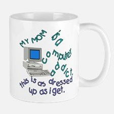 PCaddictmom Mug