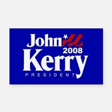 JOHN KERRY PRESIDENT 2008 Rectangle Car Magnet