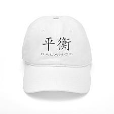 Chinese Symbol for Balance Baseball Cap