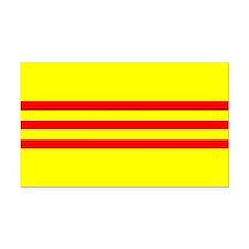 South Vietnam flag Rectangle Car Magnet