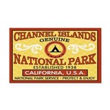 "Channel islands national park 3"" x 5"""