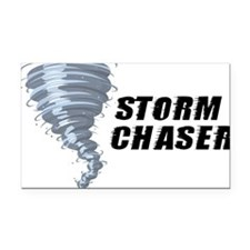 Storm Chaser Rectangle Car Magnet