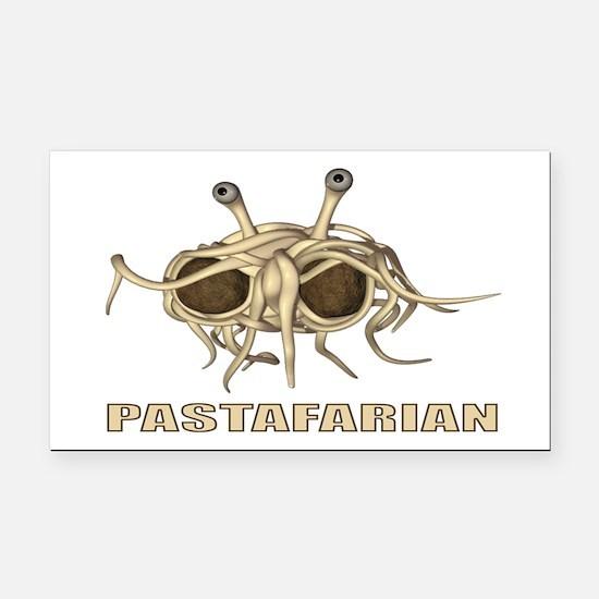 Pastafarian 3x5 Rectangle Car Magnet