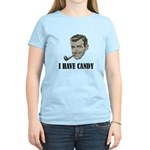 I Have Candy Black.png Women's Light T-Shirt