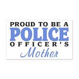 "Police officer sister 3"" x 5"""
