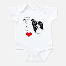 Berner 7 Infant Creeper