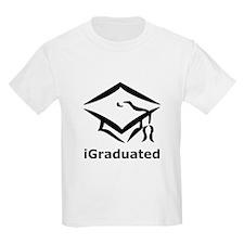 iGraduated Black.png T-Shirt