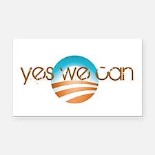 Obama Biden 2008 Rectangle Car Magnet