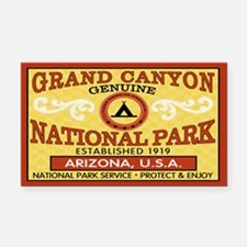 Grand Canyon National Park Rectangle Car Magnet