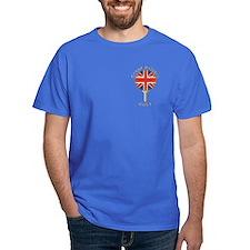 GB sports golf crest T-Shirt