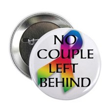 """Cute Gay marriage 2.25"""" Button (10 pack)"""