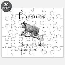 Possum Speed Bump.png Puzzle