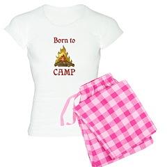 Born to Camp Pajamas