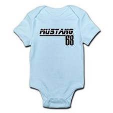 Mustang 68 Infant Bodysuit