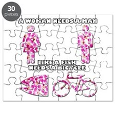A Woman Needs A Man... Puzzle
