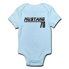 Mustang 70 Infant Bodysuit