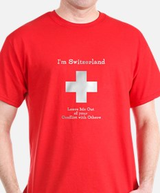 I'm Switzerland - Leave Me Out Of Your Conflict
