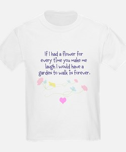 If I had a flower T-Shirt