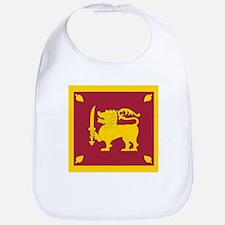 Sri Lanka Lion Bib