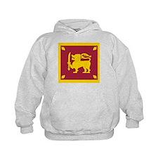 Sri Lanka Lion Hoodie