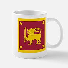 Sri Lanka Lion Mug