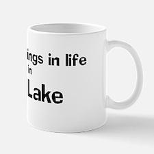Bass Lake: Best Things Mug