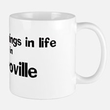 Castroville: Best Things Mug
