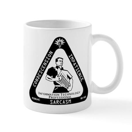 IT Professional's Triangle Mug