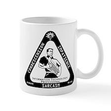 IT Professional's Triangle Small Mugs